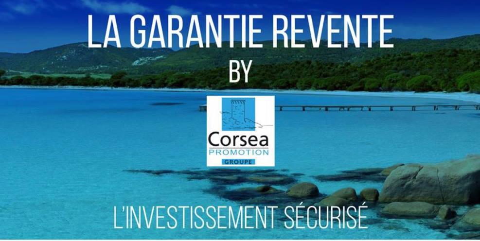 """Découvrez la """"Garantie Revente"""" by Corsea Promotion !"""