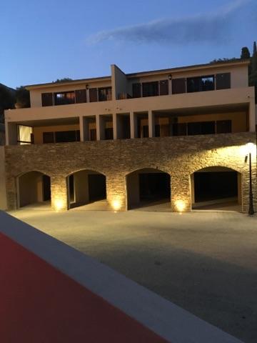 La résidence Serena à Patrimonio est en cours d'achèvement